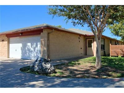 New Braunfels Condo/Townhouse For Sale: 1821 Post Rd