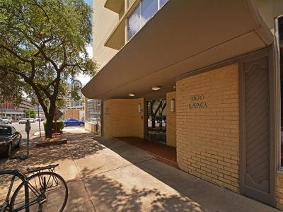 Condo/Townhouse Pending - Taking Backups: 1800 Lavaca St #316