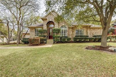 Round Rock Single Family Home For Sale: 1507 Pinehurst Ln