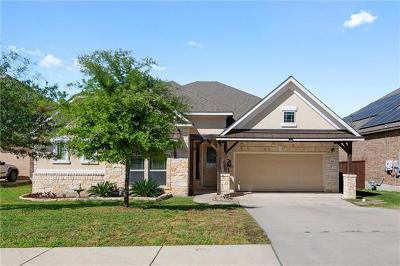 Georgetown Single Family Home For Sale: 104 Lake Texana Ct