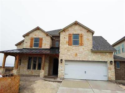 Liberty Hill Single Family Home For Sale: 300 Leon Loop