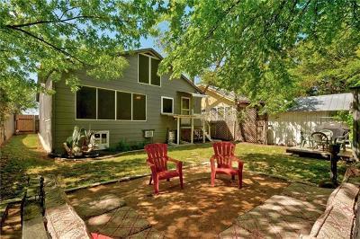 Austin Single Family Home For Sale: 1407 Newton St