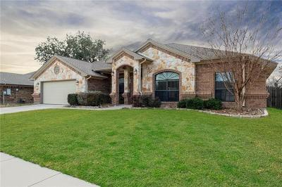 Killeen Single Family Home For Sale: 6206 Flag Stone Dr