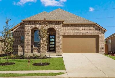 San Marcos Single Family Home For Sale: 113 Tulip Garden Trl