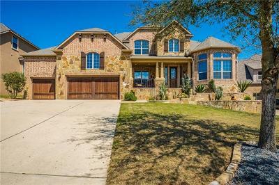 Austin Single Family Home For Sale: 17213 Rush Pea Cir