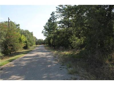 Smithville Residential Lots & Land For Sale: 115 Chippewa Trl