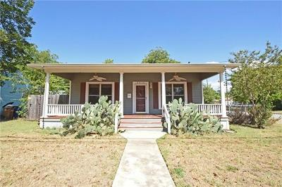 Austin Single Family Home For Sale: 5316 Harmon Ave