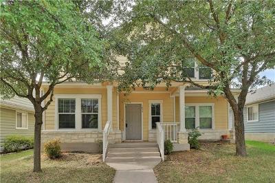 Round Rock Rental For Rent: 1833 Logan St