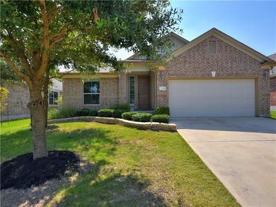 Pflugerville Single Family Home For Sale: 20704 Huckabee Bnd
