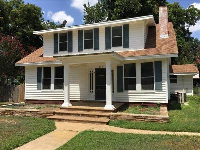 Smithville Single Family Home For Sale: 505 Mills St