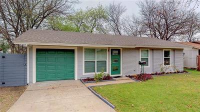 Single Family Home For Sale: 8513 Contour Dr
