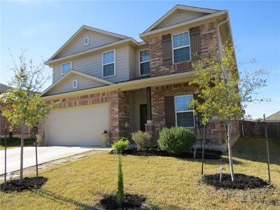 Pflugerville Single Family Home For Sale: 13416 Kearns Dr