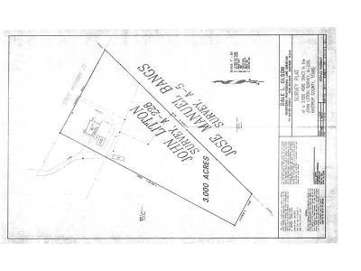 Cedar Creek Residential Lots & Land For Sale: 717 Union Chapel Rd