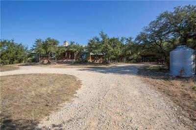 Wimberley Single Family Home Pending - Taking Backups: 785 Caliche Rd