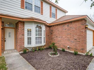 San Marcos Single Family Home For Sale: 801 Benning