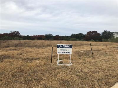 Georgetown Residential Lots & Land For Sale: 9 Highland Springs Ln