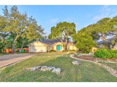 Lago Vista Single Family Home For Sale: 5702 Wagon Wheel