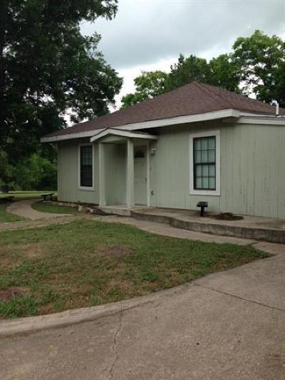 Taylor Single Family Home For Sale: 1020 Washburn St