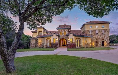 Menard County, Val Verde County, Real County, Bandera County, Gonzales County, Fayette County, Bastrop County, Travis County, Williamson County, Burnet County, Llano County, Mason County, Kerr County, Blanco County, Gillespie County Single Family Home For Sale: 4003 Chamisa Dr