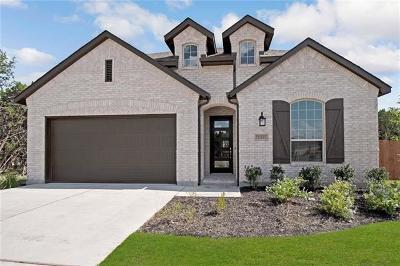 Lago Vista Single Family Home For Sale: 22213 Hidden Sage Cir