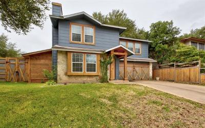 Hays County, Travis County, Williamson County Single Family Home For Sale: 901 Sweetwater River Dr