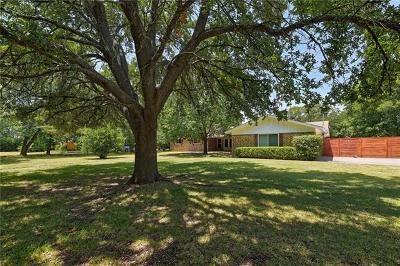 Austin Single Family Home For Sale: 12512 Tomanet Trl