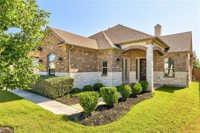 Leander Single Family Home For Sale: 2224 Julia Ln
