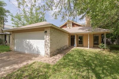 Single Family Home For Sale: 2003 James Pl
