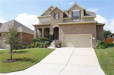 Austin Single Family Home For Sale: 434 Catalina Ln