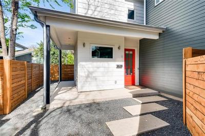 Austin Condo/Townhouse For Sale: 4504 Depew Ave #B