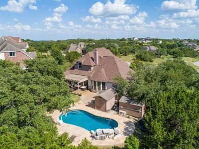 Dripping Springs Single Family Home Pending - Taking Backups: 124 Pollys Pt S