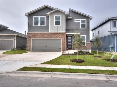 Single Family Home For Sale: 15836 Cadoz Dr