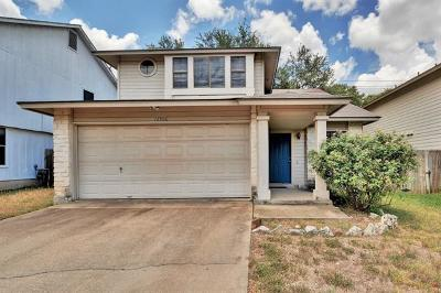 Travis County, Williamson County Single Family Home Pending - Taking Backups: 12900 Humphrey Dr
