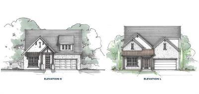 Cedar Park Single Family Home For Sale: 3606 Brushy Creek Rd #79