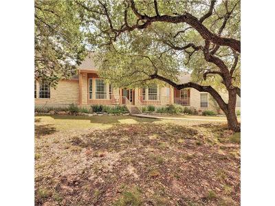 Austin Single Family Home For Sale: 221 Sundown Rdg