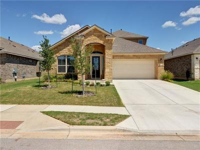 Leander Single Family Home For Sale: 2248 Jake Pickle Pass
