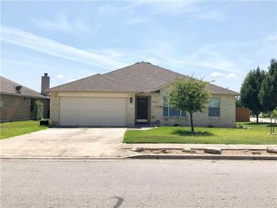 Hutto Rental For Rent: 329 Lone Star Blvd
