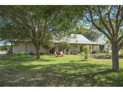 Dripping Springs Single Family Home Pending - Taking Backups: 555 Butler Ranch Rd
