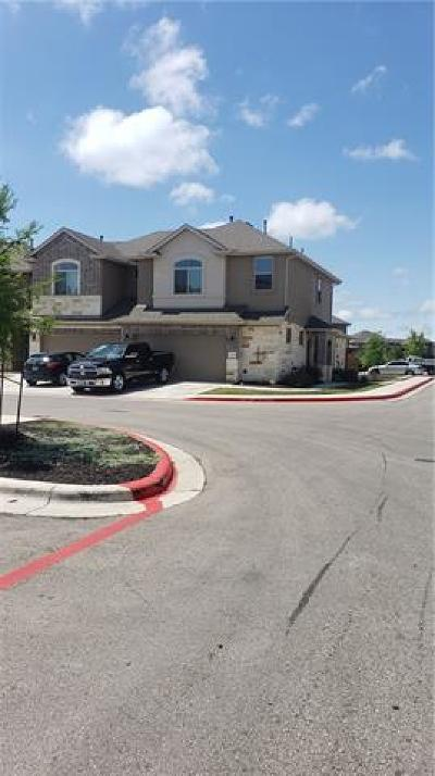 Round Rock Rental For Rent: 2880 Donnell Dr #1704