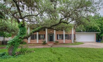 Austin Single Family Home For Sale: 2707 Pecos St