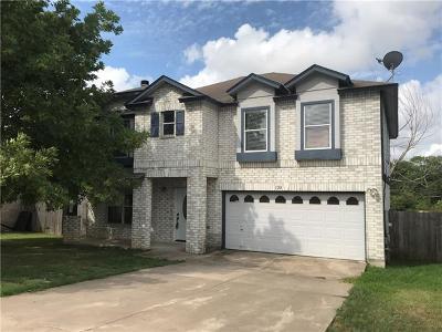 Elgin Single Family Home For Sale: 128 Vicksburg Loop