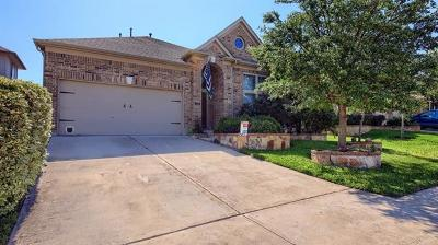 Hutto Single Family Home Pending - Taking Backups: 544 Wiltshire Dr