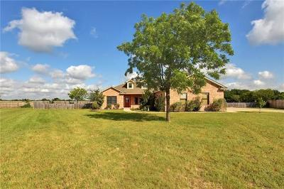 Bastrop Single Family Home For Sale: 102 Spring Mdw
