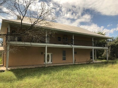 Marble Falls Single Family Home For Sale: 1857 County Road 343