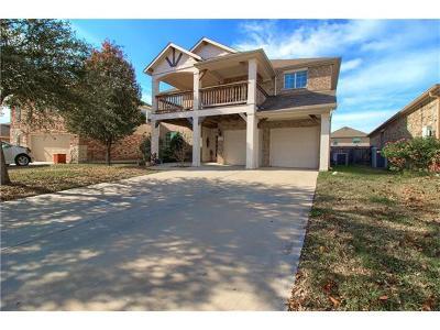 Leander Single Family Home For Sale: 133 King Elder Ln