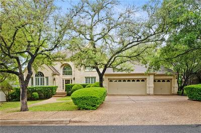 Austin Single Family Home For Sale: 7804 High Hollow Dr