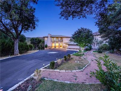 Jonestown TX Single Family Home For Sale: $1,380,000