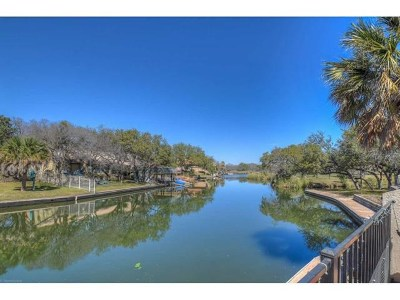 Horseshoe Bay TX Condo/Townhouse For Sale: $325,000