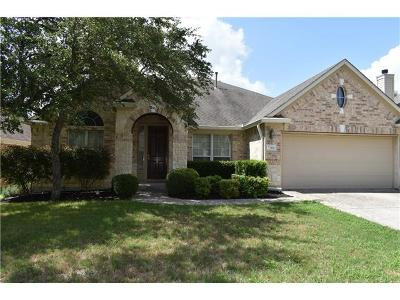 Austin Single Family Home For Sale: 364 Wild Rose Dr