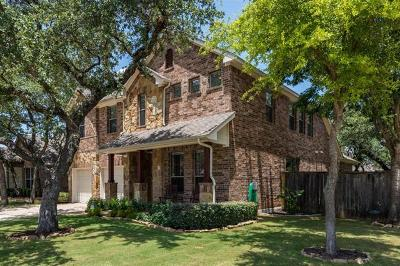 Leander Single Family Home For Sale: 1701 Cross Draw Trl